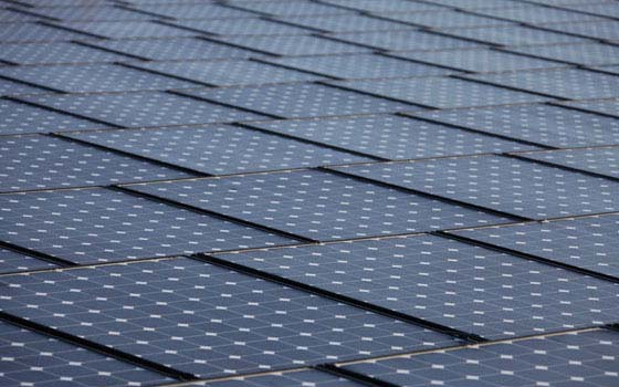 More Than 30,000 Solar Panels