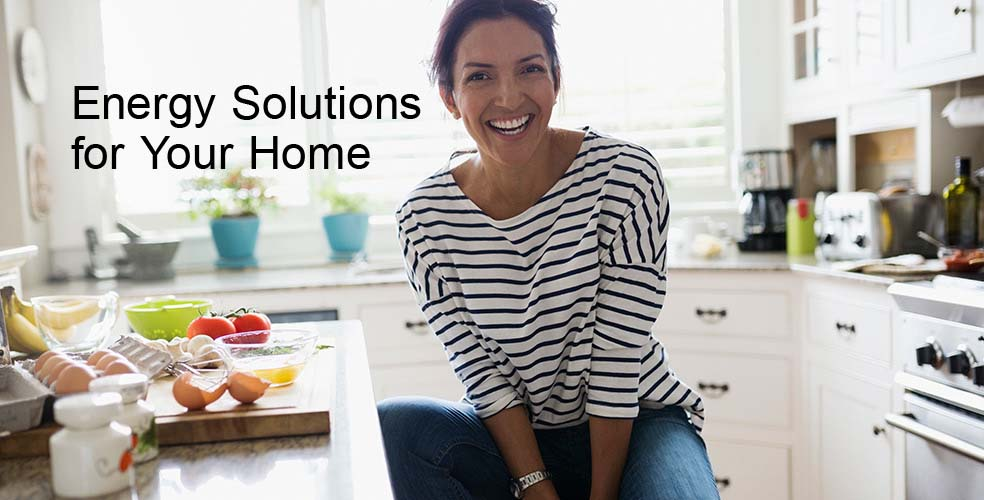 Energy Solutions for Your Home